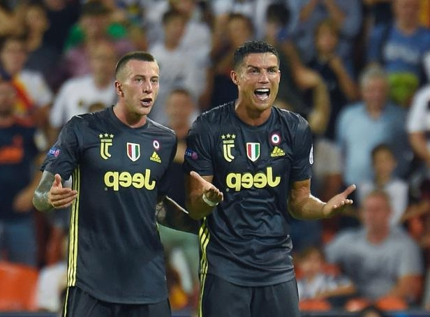 6a118618c17 Juventus believe they can win the Champions League with Cristiano Ronaldo